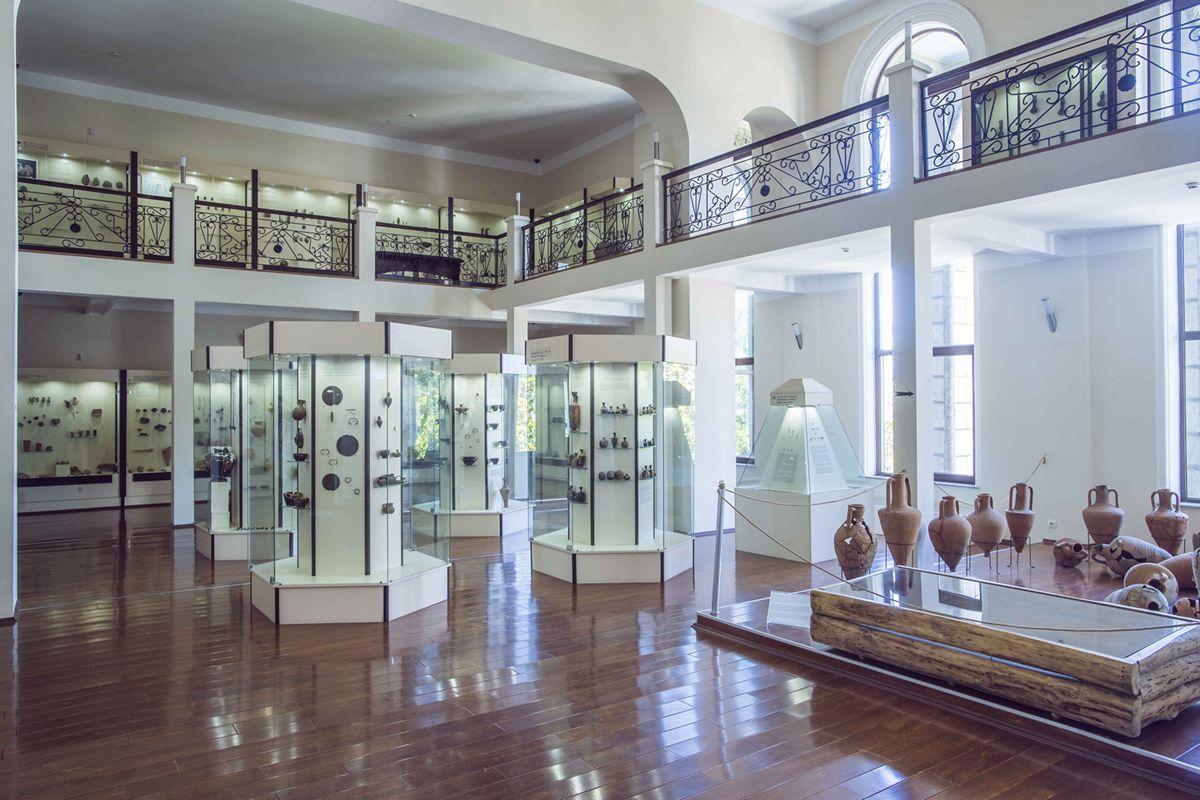 არქეოლოგიური მუზეუმი