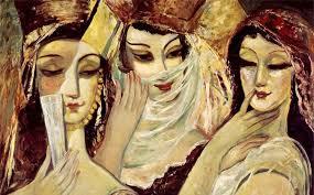ქალის სახე აჭარულ ზეპირსიტყვიერებაში.
