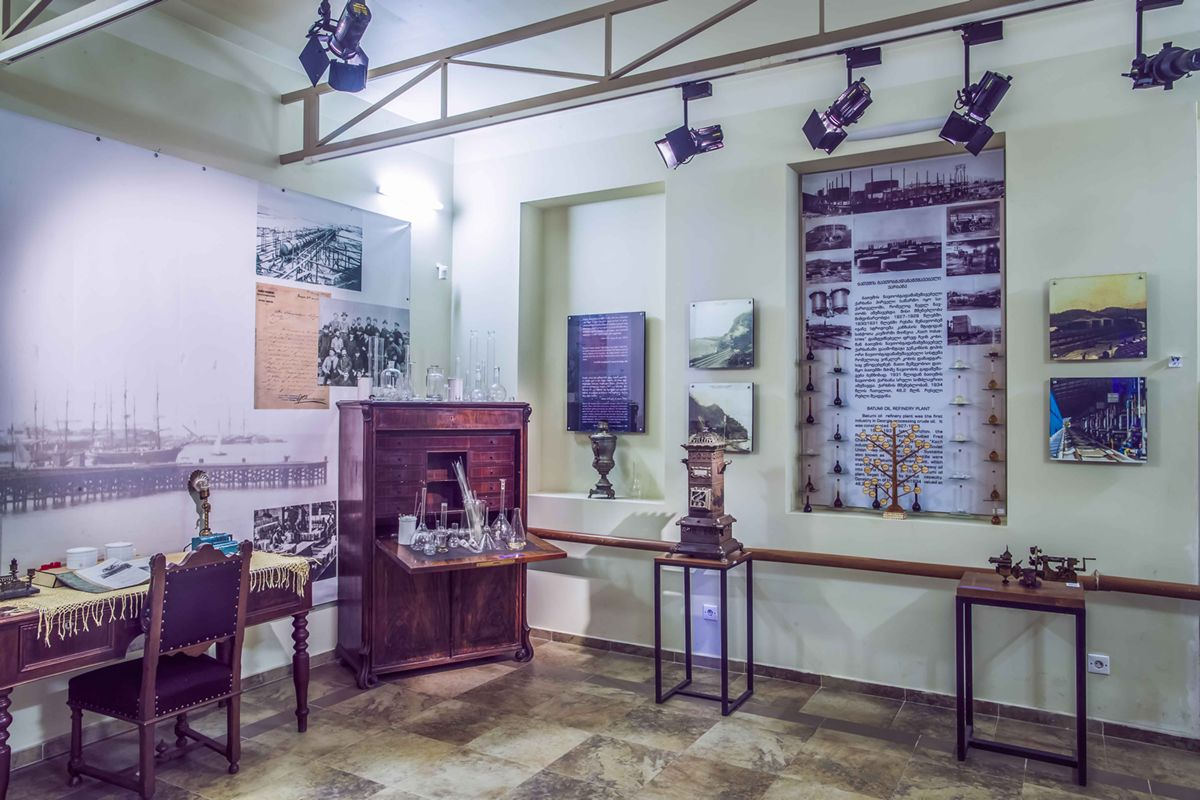 ძმები ნობელების სახელობის მუზეუმი