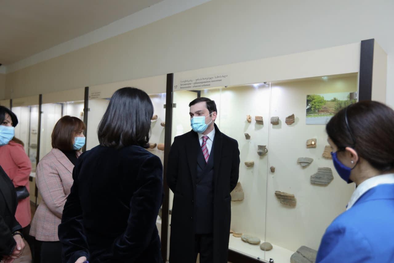 პირველი მარტიდან მუზეუმებში ვიზიტორთა მიღება განახლდა