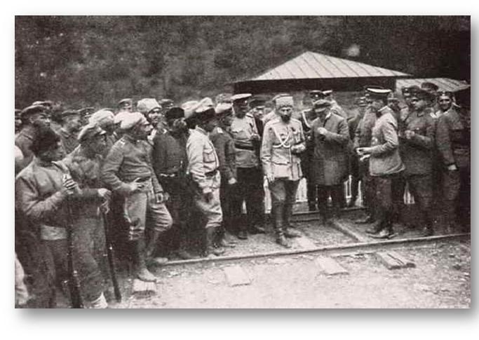 ბათუმის ოლქი პირველი მსოფლიო ომის დროს