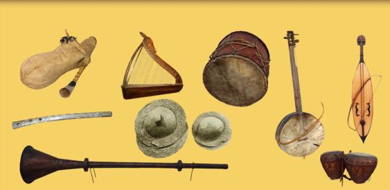 ქართული ხალხური მუსიკალური საკრავები